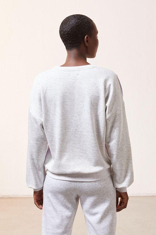 Etam - Bluza piżamowa LEITH 5 % Elastan, 62 % Poliester, 33 % Wiskoza