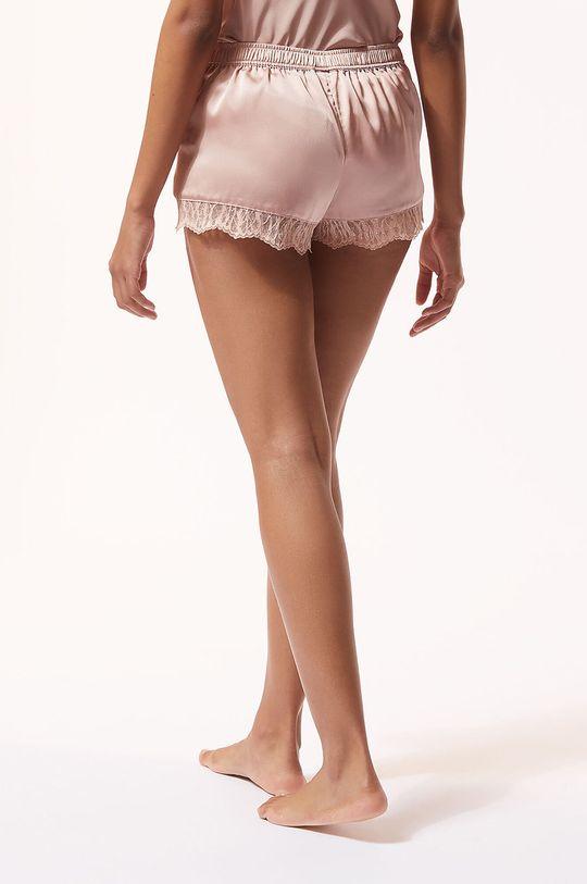 Etam - Szorty piżamowe BROOKLIN Materiał 1: 100 % Poliester, Materiał 2: 10 % Elastan, 90 % Poliamid