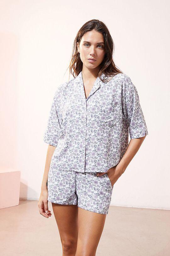 levandulová Etam - Pyžamové šortky Maddlyn