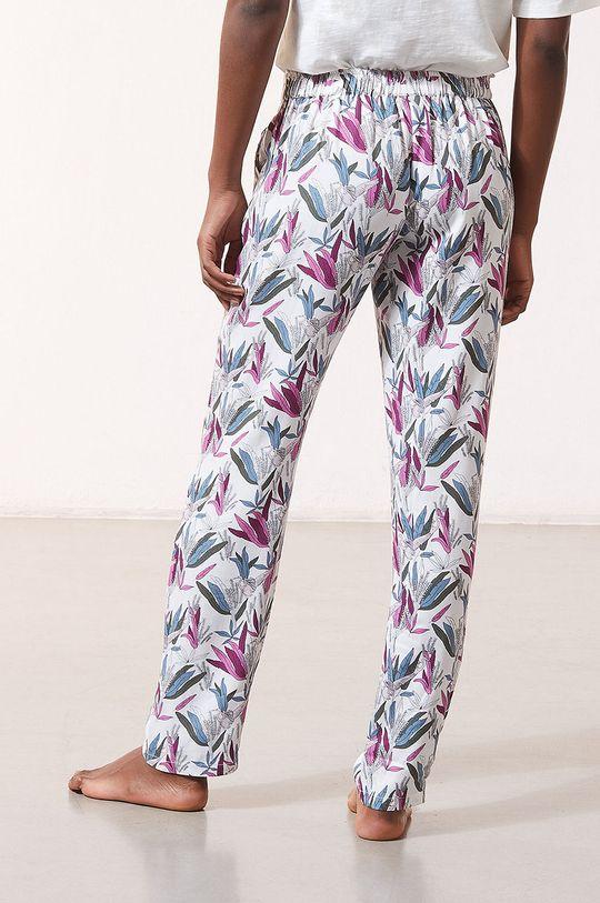 Etam - Spodnie piżamowe Myana 100 % Wiskoza