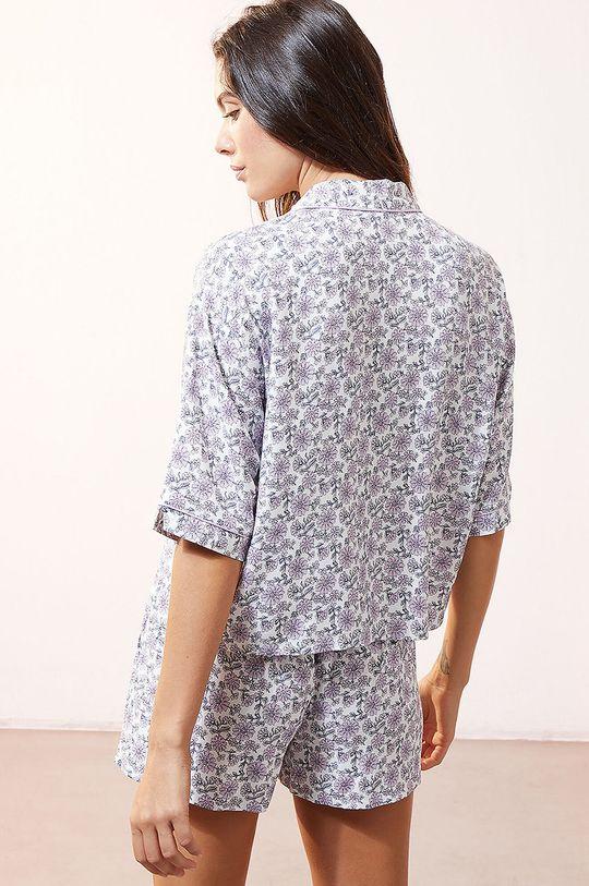 Etam - Koszula piżamowa Maddlyn 100 % Wiskoza