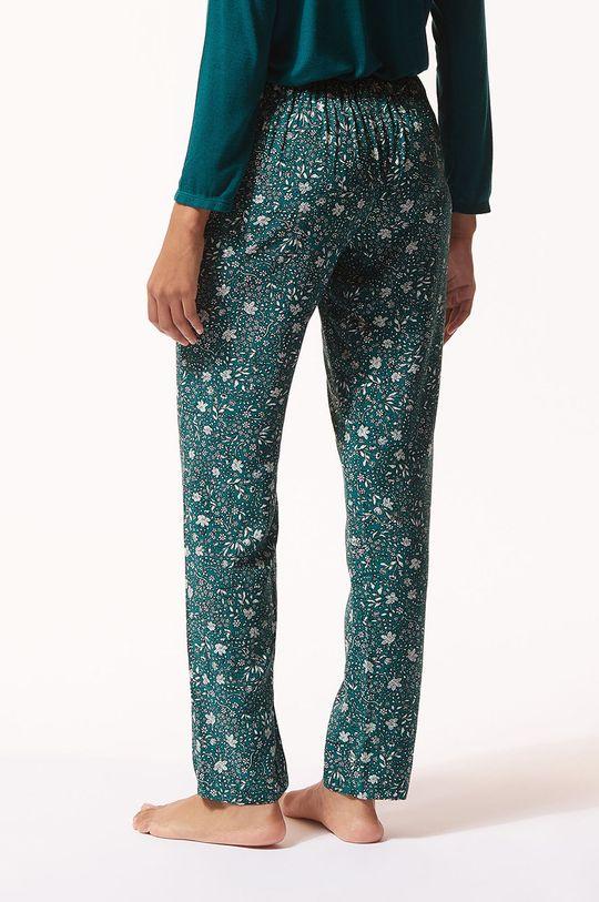 Etam - Spodnie piżamowe MILLIE 100 % Wiskoza