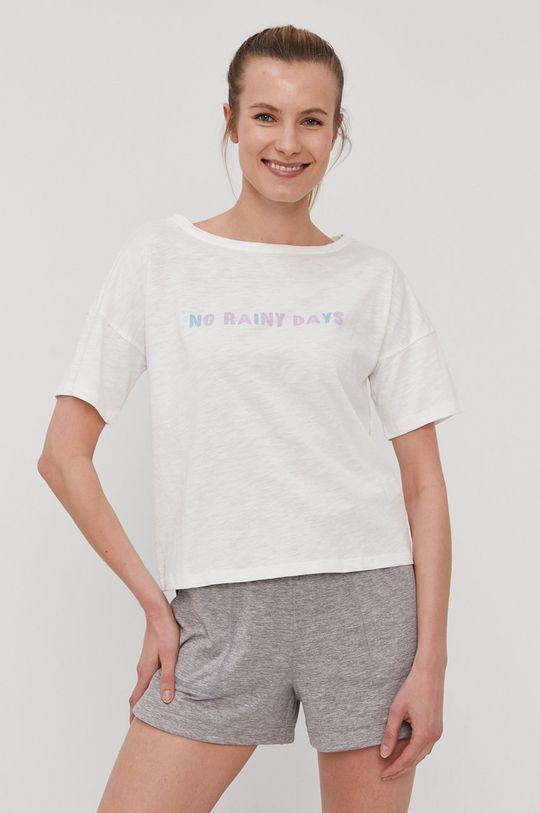 biały Etam - Top piżamowy Macia Damski