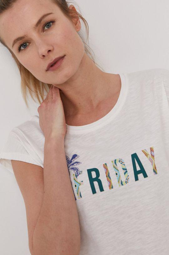 Etam - Top piżamowy Myana biały