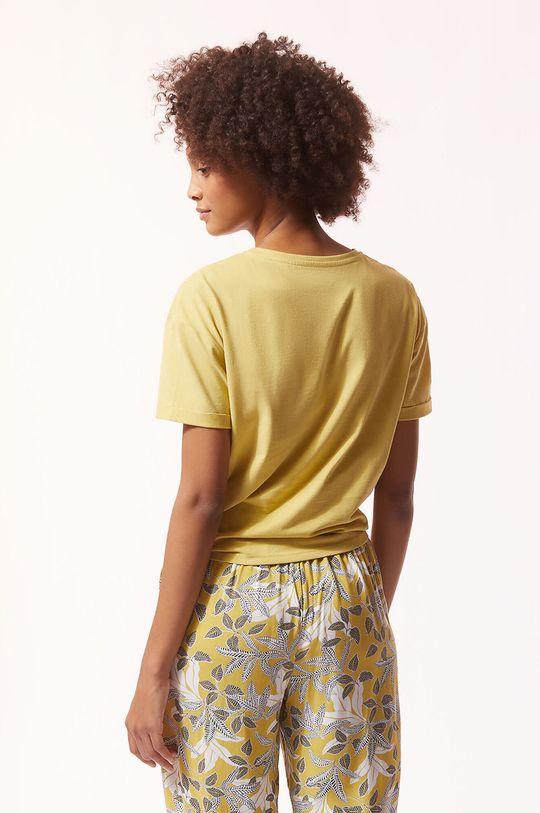 Etam - T-shirt piżamowy IRMA 100 % Bawełna