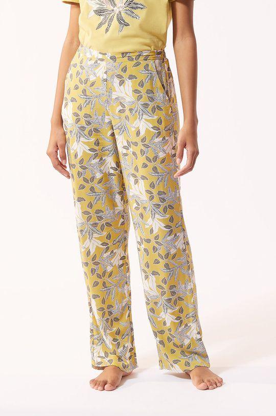 béžová Etam - Pyžamové kalhoty ILMA Dámský