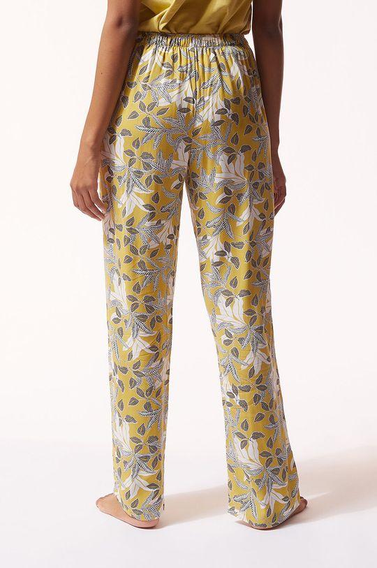 Etam - Pyžamové kalhoty ILMA  100% Viskóza