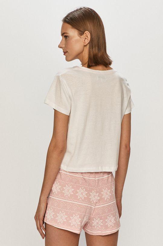 pastelowy różowy Brave Soul - Piżama