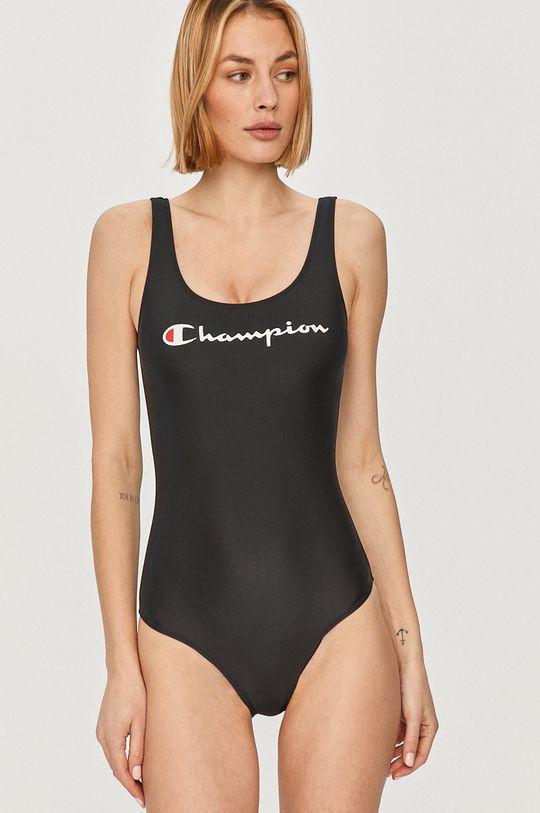 čierna Champion - Plavky Dámsky