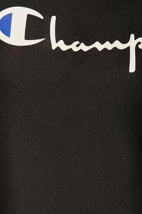 czarny Champion - Strój kąpielowy