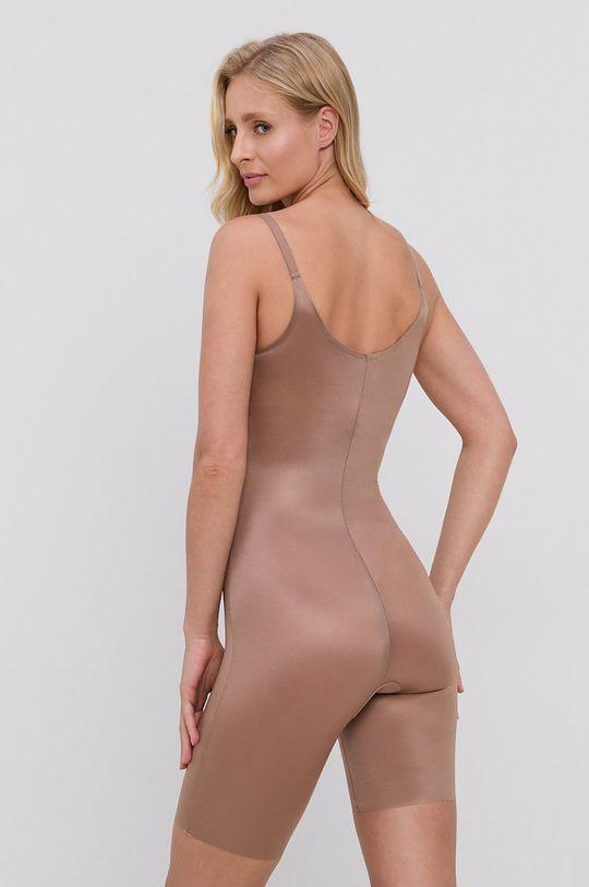 Spanx - Body modelujące Thinstincts beżowy