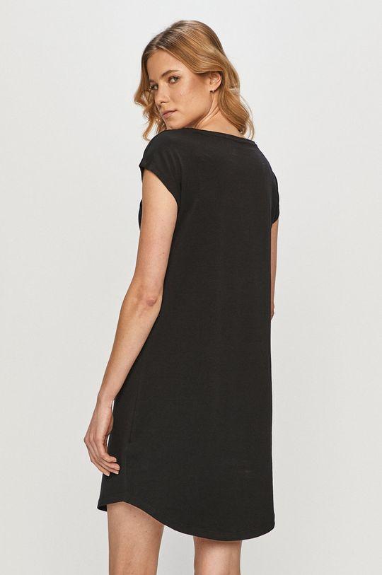 Henderson Ladies - Nočná košeľa čierna
