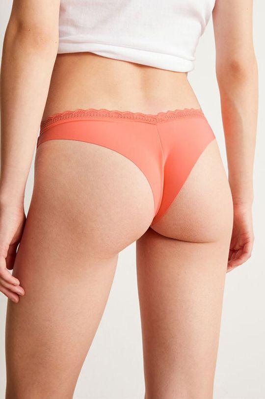 Undiz - Kalhotky brazilky BARAKAKIZ broskvová