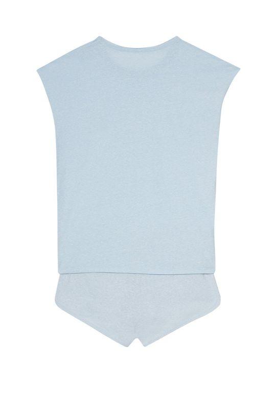 Undiz - Pyžamo LEXINIZ  Materiál č. 1: 35% Bavlna, 51% Polyester, 14% Viskóza Materiál č. 2: 35% Bavlna, 51% Polyester, 14% Viskóza