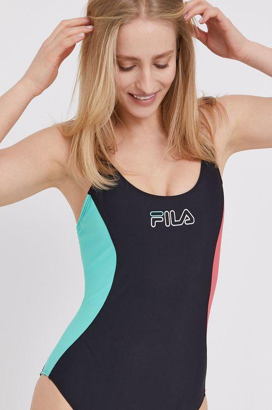 Fila - Plavky  Podšívka: 100% Polyester Základná látka: 18% Elastan, 82% Polyamid