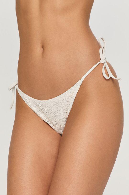 biały Pepe Jeans - Figi kąpielowe Romina Damski