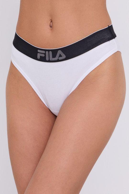 biały Fila - Figi Damski