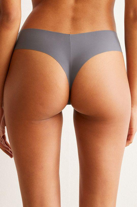 Undiz - Kalhotky brazilky CLINMICRIZ šedá