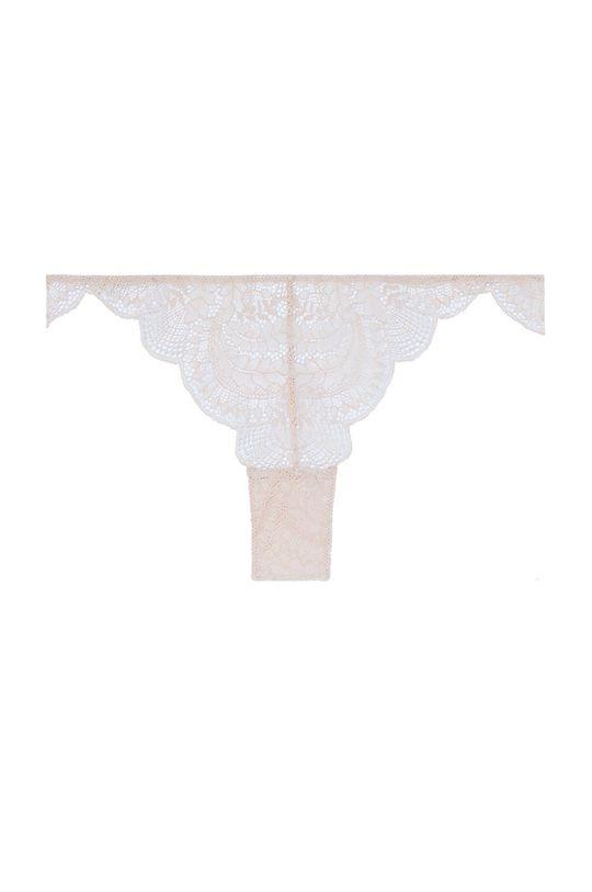 Undiz - Kalhotky brazilky OBSESSIZ  Materiál č. 1: 16% Elastan, 84% Polyamid Materiál č. 2: 100% Bavlna