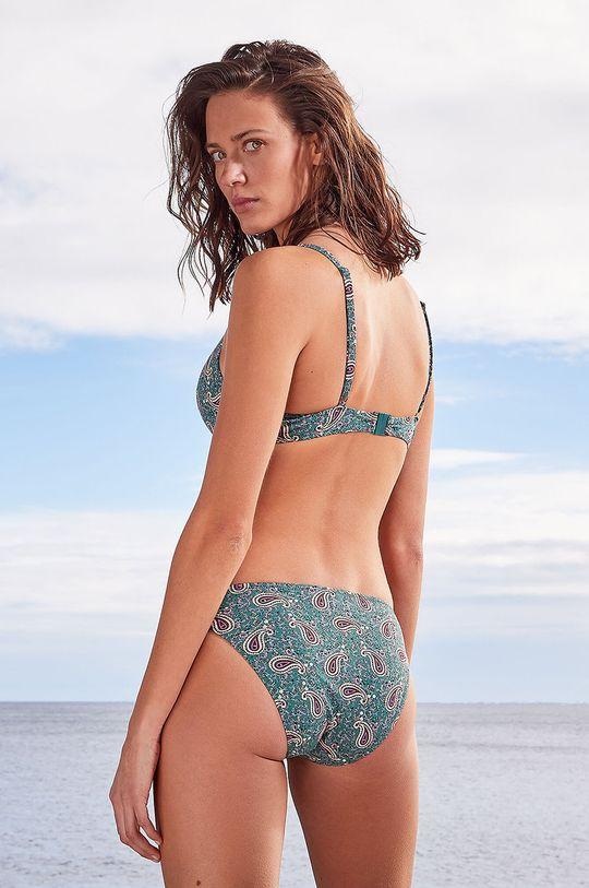 Etam - Bikini alsó Golden  Bélés: 10% elasztán, 90% poliészter Jelentős anyag: 27% elasztán, 73% poliamid