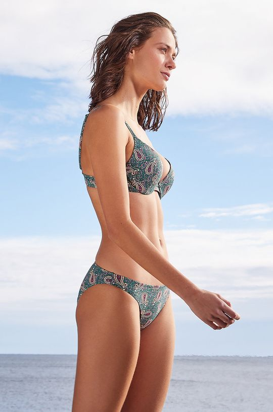 többszínű Etam - Bikini alsó Golden
