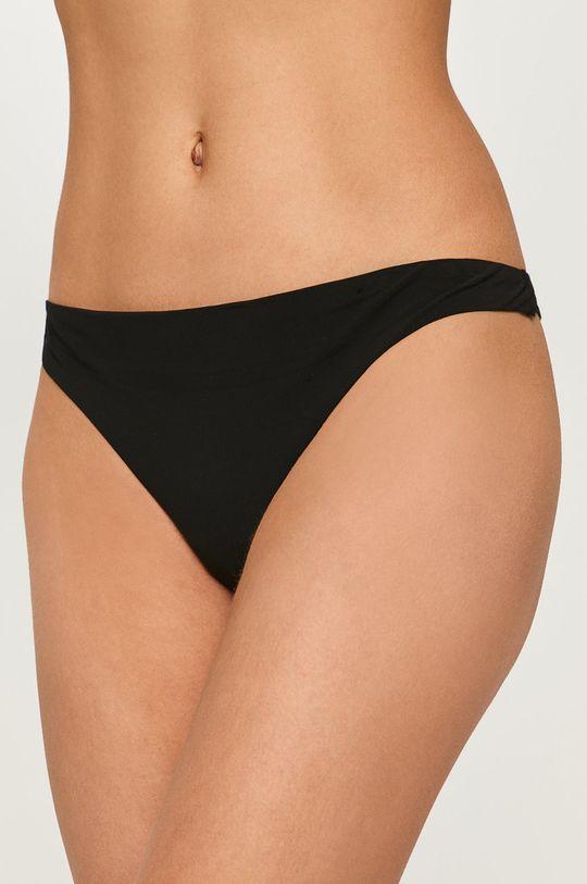 čierna Etam - Plavkové nohavičky Essentielle Dámsky