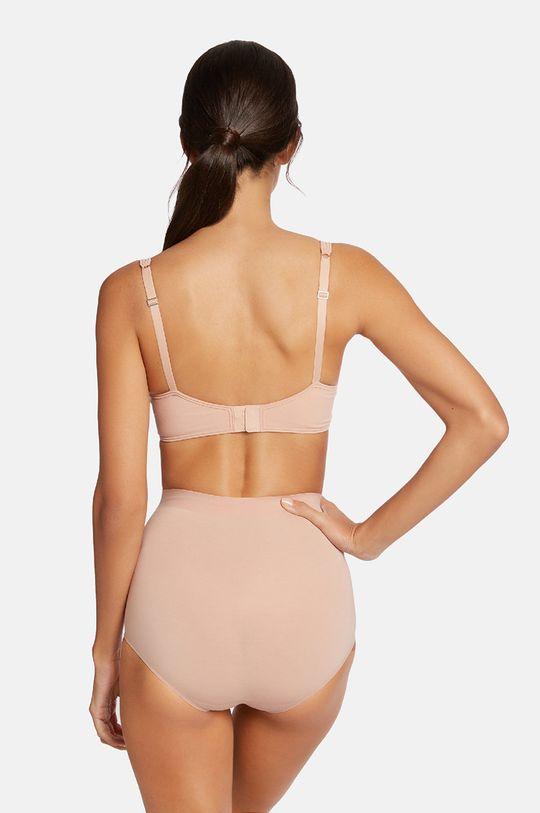 ružová Wolford - Tvarujúce nohavičky Control