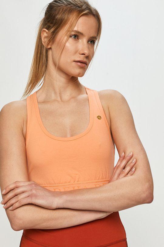 pomarańczowy Deha - Biustonosz sportowy