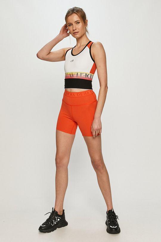 Deha - Biustonosz sportowy multicolor
