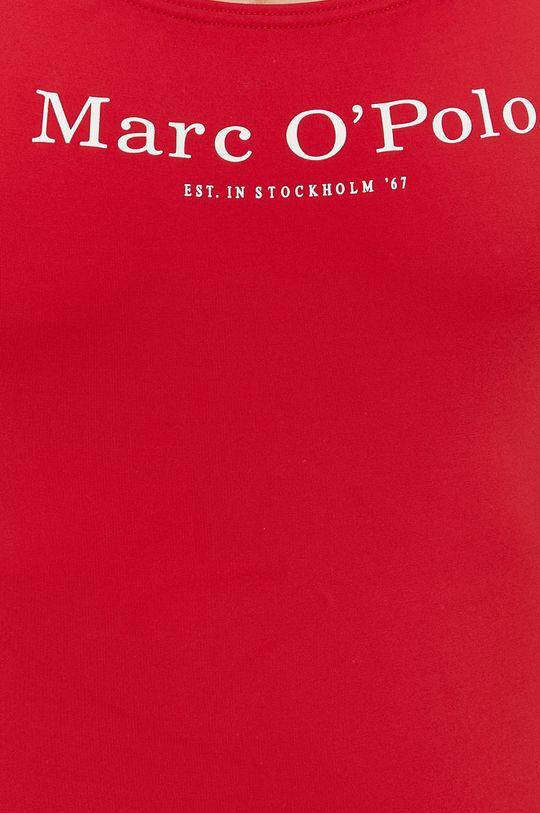 czerwony Marc O'Polo - Strój kąpielowy