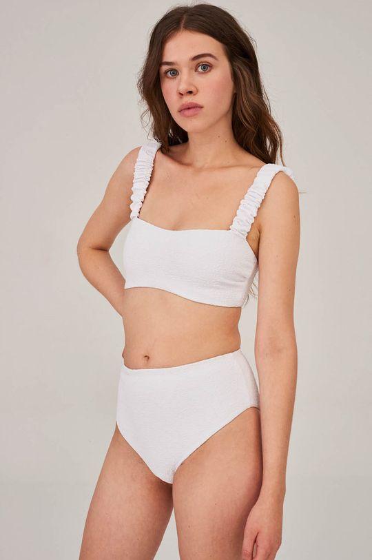 Undress Code - Figi kąpielowe Summertime biały
