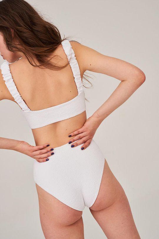 biały Undress Code - Figi kąpielowe Summertime