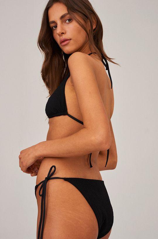 Undress Code - Biustonosz kąpielowy dwustronny Set Free czarny