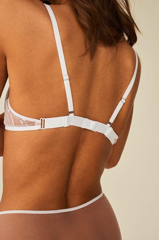 Undress Code - Podprsenka MISS FIRE bílá