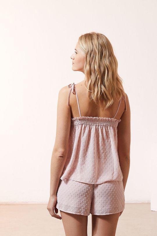 Etam - Pyžamový top Honeymoon  100% Polyester