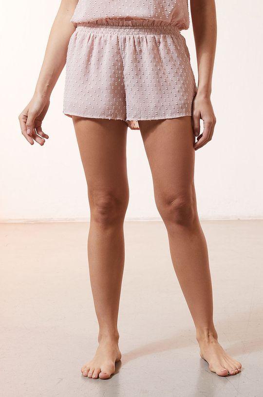 różowy Etam - Szorty piżamowe Honeymoon Damski