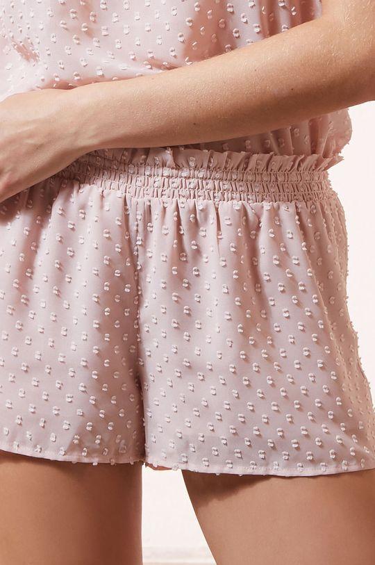 różowy Etam - Szorty piżamowe Honeymoon