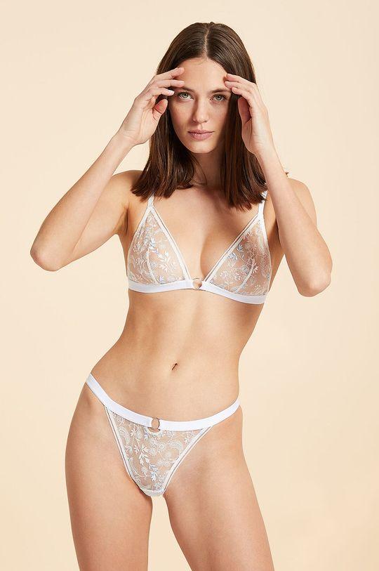 Etam - Figi Bouquet biały