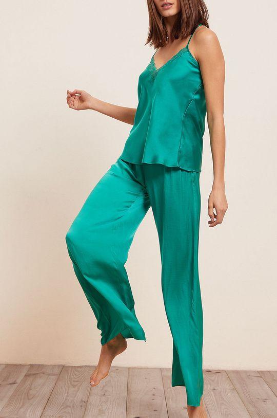Etam - Spodnie piżamowe Agrume Damski