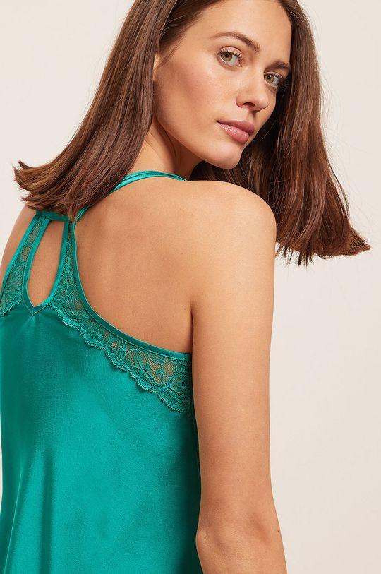 Etam - Pyžamový top Libellule  Hlavní materiál: 100% Polyester Ozdobné prvky: 13% Elastan, 87% Polyamid