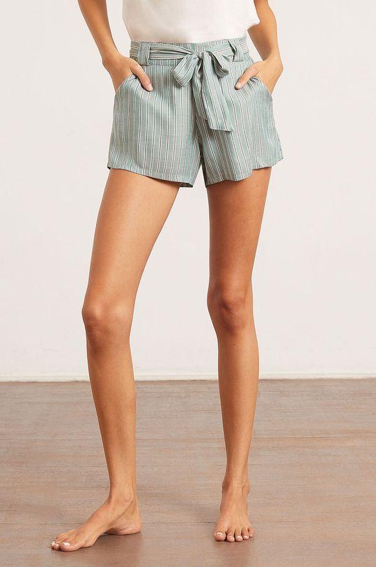 zielony Etam - Szorty piżamowe Beline Damski