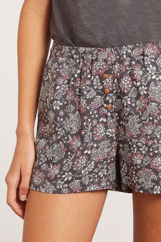 čierna Etam - Pyžamové šortky Debi