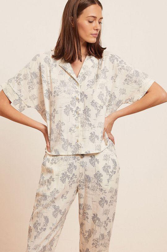 mätová Etam - Pyžamová košeľa Ally Dámsky