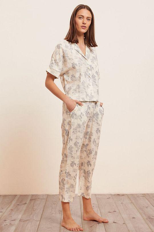 Etam - Pyžamová košeľa Ally mätová