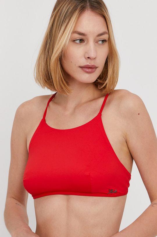 Karl Lagerfeld - Plavky červená