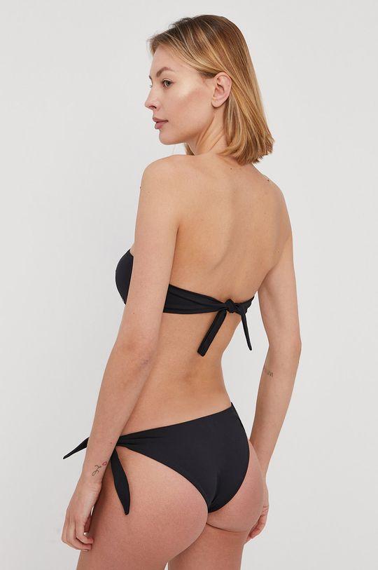 czarny Karl Lagerfeld - Strój kąpielowy