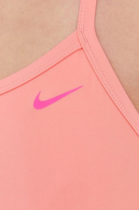 koralowy Nike - Strój kąpielowy