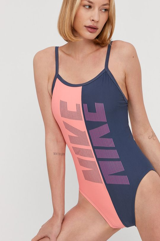 ostry różowy Nike - Strój kąpielowy Damski