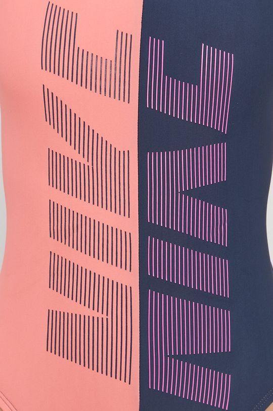 ostry różowy Nike - Strój kąpielowy