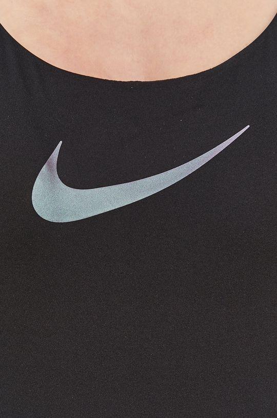 czarny Nike - Strój kąpielowy
